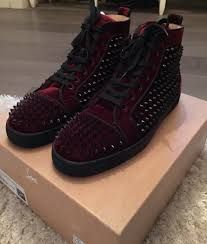 Image result for louboutin sneakers