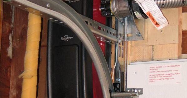 How To Install A Jackshaft Garage Door Opener Diy Tips