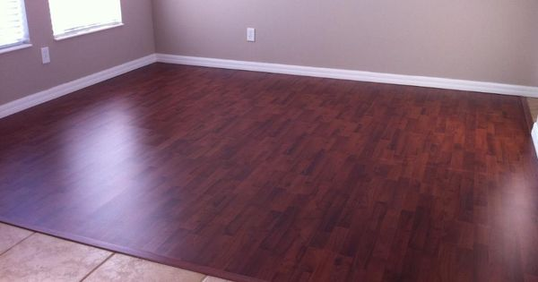 Royal Mahogany Laminate By Dream Home Upon Completion