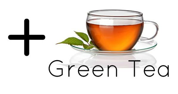 DIY: toner for acne prone skin 3/4 cup strong green tea 1/4