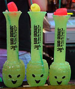 Mardi Gras Cocktails The Hurricane And The Hand Grenade Kegworks Blog Mardi Gras Cocktails Hand Grenade Drink Hand Grenade