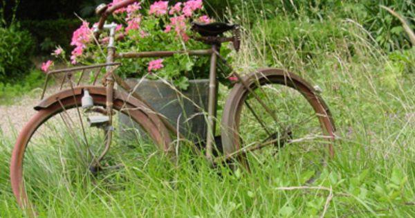 rusty bike beautiful lomo - photo #7