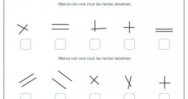 Fichas Para Imprimir Para Niños De Primaria Paralelas Y Perpendiculares Actividades De Matematicas Lecciones De Matemáticas