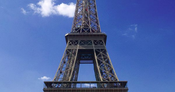 eiffel tower paris france 206x300 10 Budget Travel Tips for Paris Vocations