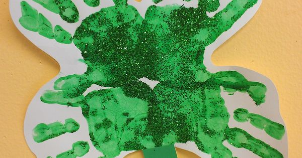Preschool Ideas For 2 Year Olds: St Patrick's Day