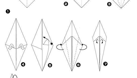 diy halloween   les p u0026 39 tits fant u00f4mes - origami