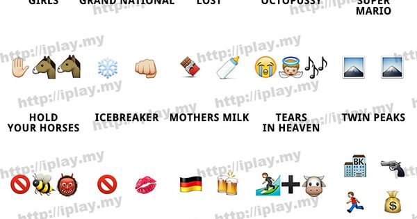 Love To Play Emoji Quiz You Will Love This Pack From 100 Pics Creator Reveal The Pics And Just Guess The Ans Emoji Quiz Guess The Emoji Answers Emoji Answers