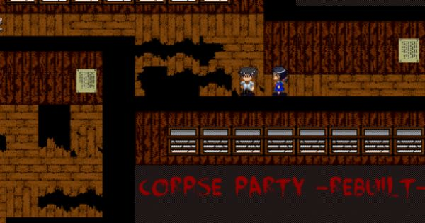 Pin On Corpese Party Rebuilt