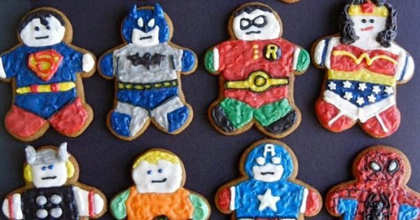 superhelden torte rezept