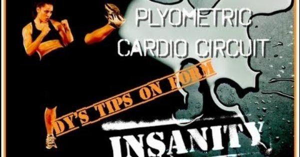 watch insanity plyometric cardio circuit online free