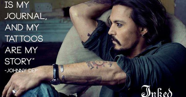 MmmmHmmm, love me some Johnny Depp~ well said!
