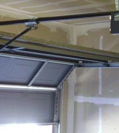 How To Make Your Noisy Garage Door Whisper Quiet Http Www Thegoodsurvivalist Com How To Make Y Garage Door Maintenance Garage Door Opener Remote Garage Doors