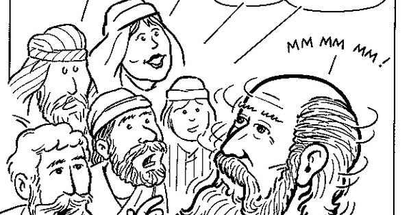 Coloring zechariah and baby john google search bible for John the baptist coloring pages printable