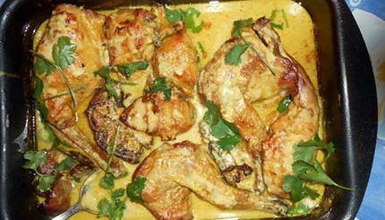 La meilleure recette de lapin a la moutarde l 39 essayer c - Lapin cuisine marmiton ...