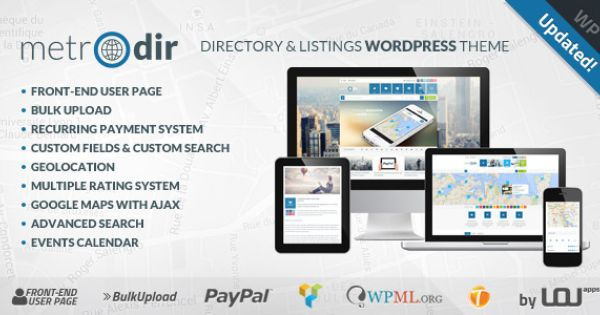 See More Metrodir Directory Listings Wordpress Themeso Please