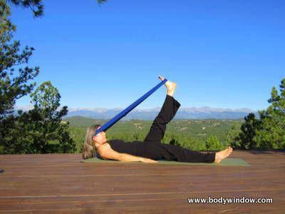The Yoga Strap The Best Yoga Prop Yoga Strap Yoga Props Vinyasa Yoga Poses