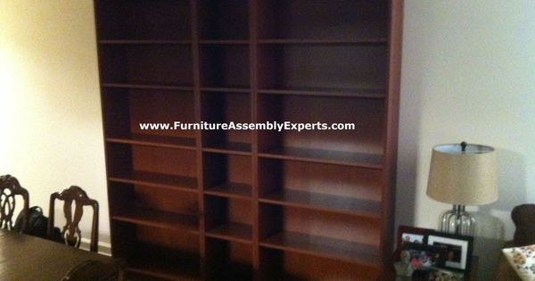 Ikea Billy Bookcases Assembled In Richmond Va By Furniture Assembly Experts Llc Call 202 787