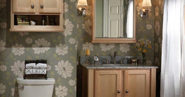 Merillat Classic 174 Spring Valley In Maple Natural Merillat 174 Cabinetry Adding Cabinetry Above