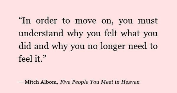 So True... Mitch Albom Quote