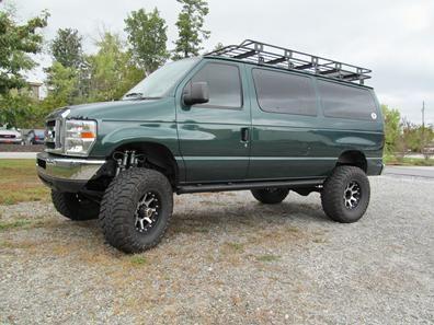 4x4 Ford E350 4x4 Camper Van Ford Van 4x4 Van