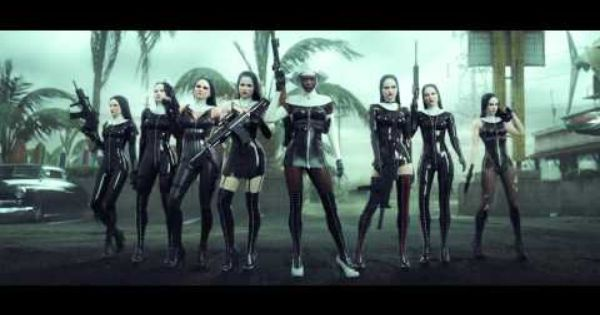 Hitman Absolution Attack Of The Saints Trailer Anime Musica Saints Monja