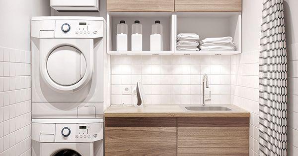 laundry room house idea pinterest inspiration ios und schrank. Black Bedroom Furniture Sets. Home Design Ideas