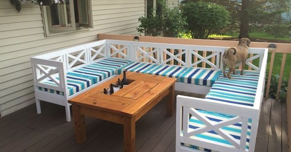 Weatherly Sectional Do It Yourself Home Projects From