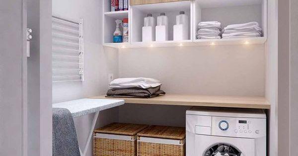 buanderie d co des id es pour la relooker c t maison. Black Bedroom Furniture Sets. Home Design Ideas