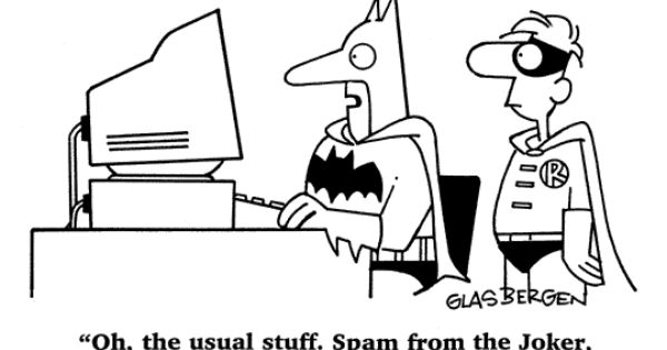 how to avoid sending spam emails