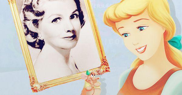 Walt Disney's Cinderella voiced by Ilene Woods The Princess Grotto: Disney Princess