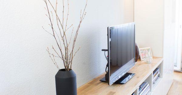 pimp my besta holzplatte ikea und schr nkchen. Black Bedroom Furniture Sets. Home Design Ideas