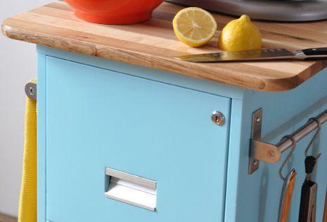 Ottimizzare lo spazio in cucina 20 trucchi da copiare - Porta calici ikea ...