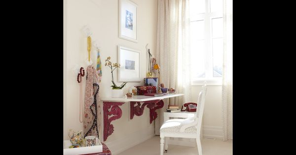 Girls Room - - - Sarah's Suburban House: New Home, Classic Style