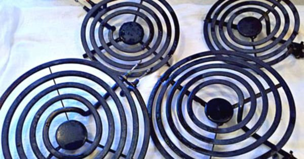 Cleaning Those Nasty Stove Burners! | One Good Thing by Jillee