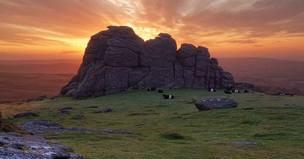 Dartmoor National Park Uk Plans Pinterest Psychic