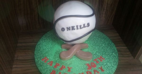 Sport Cakes Images