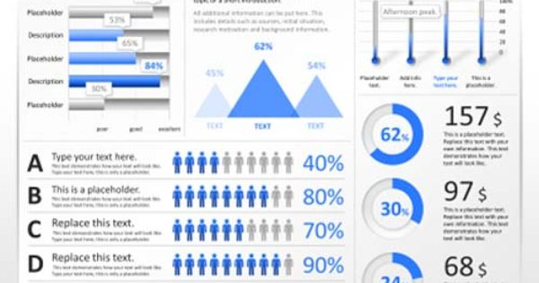 Use #Infographics In #Powerpoint #Presentations To Give Your