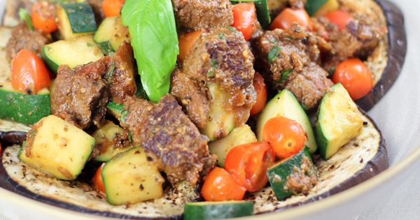 The Meat Lover's Ratatouille | Recipe | Ratatouille, Meat and Beef