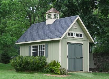 Cla Manor A Frame Shed Backyard Sheds Building A Shed Shed Design