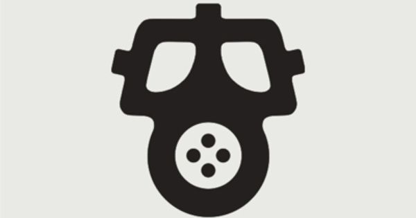 Gas Mask Icon Gas Mask Gas Mask Tattoo Stencil Designs