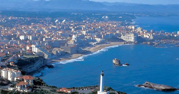 Biarritz France From One Of The 10 Most Beautiful Underrated Cities In Europe Located On The