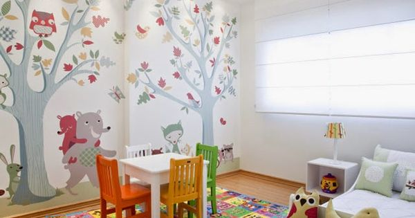 Habitaci n para ni a peque a decoraci n pinterest for Cuartos para ninas pequenos