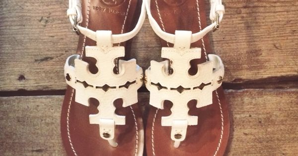 Tory Burch--just bought these in tan thanks to my gift card! :)