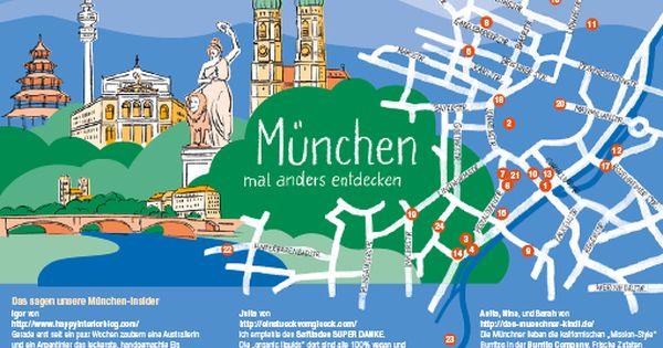 Munchen Noch Mehr Tipps Zum Entdecken Munchen Munchen Tipps Reisen