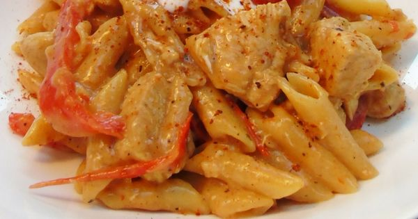 Creamy One Pot Cajun Chicken Pasta Syn Free Slimming