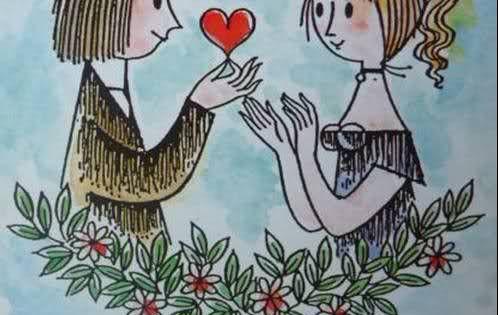 valentine en france