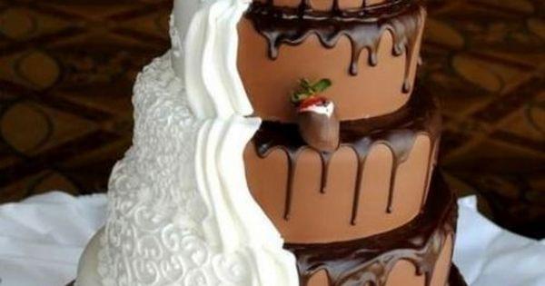 Bridegroom cake