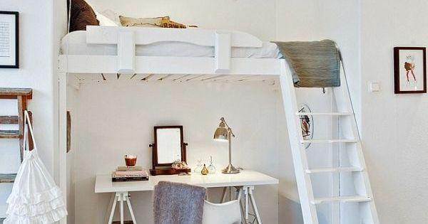 m bel im kinderzimmer einrichtung nach skandinavischer art coole zimmer pinterest. Black Bedroom Furniture Sets. Home Design Ideas