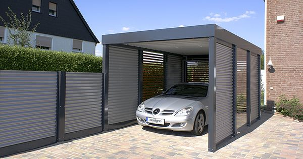 Installation designo carport abri voiture en france l for L univers de la maison tourcoing