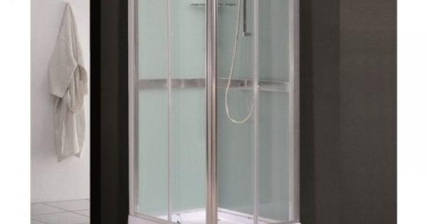 bauhaus duschkabin 70x90